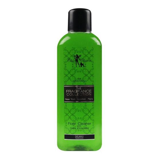 Chic & Charm น้ำถูพื้นกลิ่น Dajavu 1000มล. (สีเขียว)