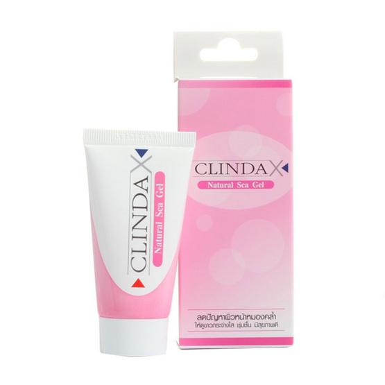 ของแท้ !! ClindaXNatural Sca Gel 25g. - Clinda, ผลิตภัณฑ์ความงาม