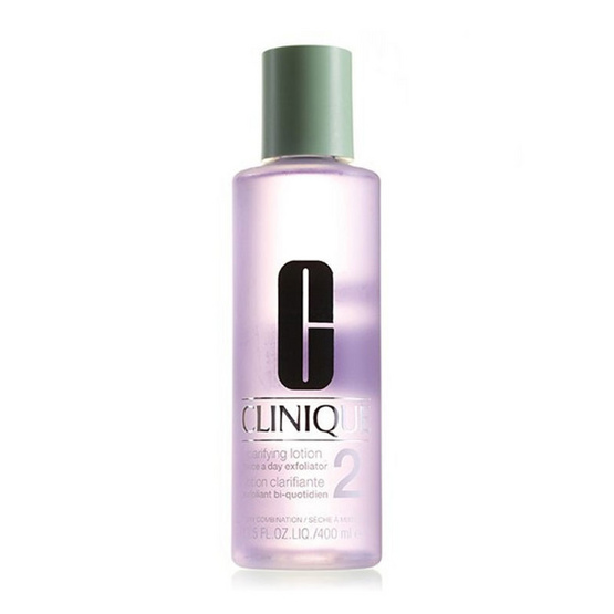 Clinique Clarifying Lotion Twice A Day Exfoliator #2 [400ml.]
