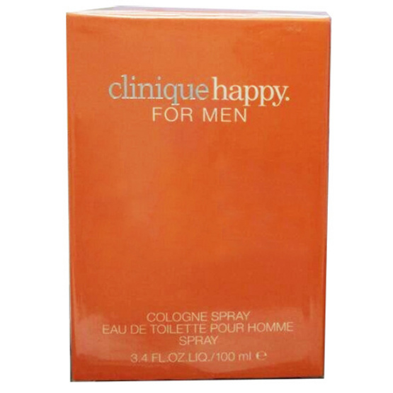 Clinique Happy For Men Cologne Spray Eau De Toilette 100ml.