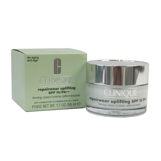 Clinique Repairwear Uplifting SPF15/PA++ Firming Cream Dry Combination TO Combination Oily 50 ml