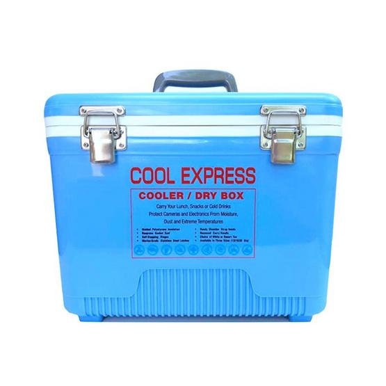Cool Express ขนาด 12L กระติกเก็บอุณหภูมิร้อน-เย็น คุณภาพระดับส่งออก