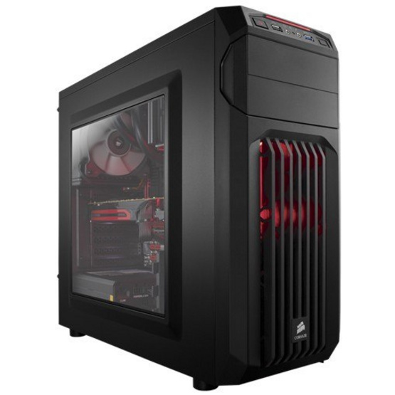 Corsair Carbide SPEC-01 Red LED MID-tower Case