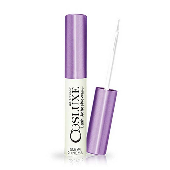 Cosluxe Lash Adhesive - White (กาวติดขนตา)
