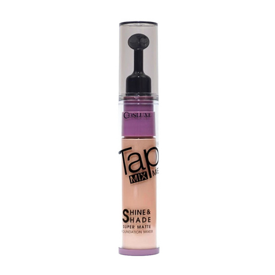 Cosluxe TAP MIX ME Shine&Shade Super matte Mixer 40ml No.W02
