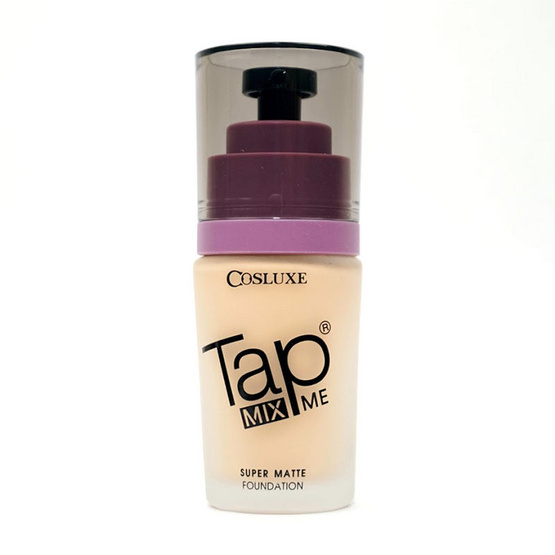 Cosluxe TAP MIX ME Super matte foundation 40ml No.T03