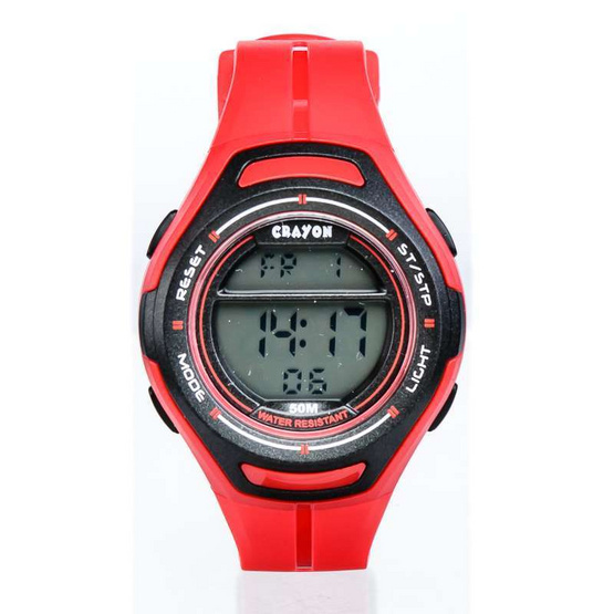 Crayon นาฬิกาข้อมือ รุ่น CR3.183-RED