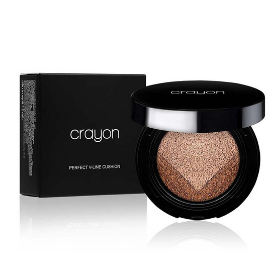 Crayon Perfect V-Line Cushion 12g. #02 Light