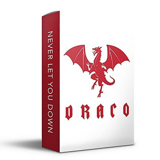 DRACO อาหารเสริมสำหรับผู้ชาย 1 เม็ด. 500 mg.