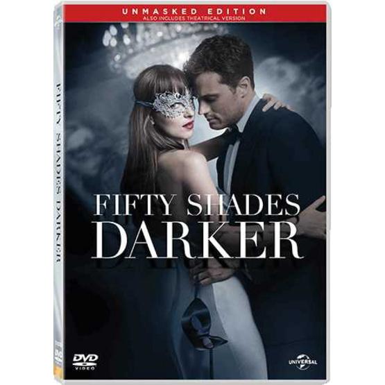 ซื้อ DVD ฟิฟตี้เชดส์ ดาร์กเกอร์