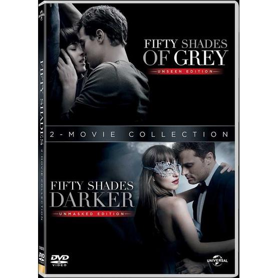 ซื้อ DVD ฟิฟตี้เชดส์ คอลเลคชั่น 2 เรื่อง