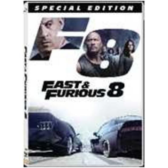ซื้อ DVD เร็ว...แรงทะลุนรก 8 (2 แผ่น)/ FAST AND FURIOUS 8 (2 Disc Edition)