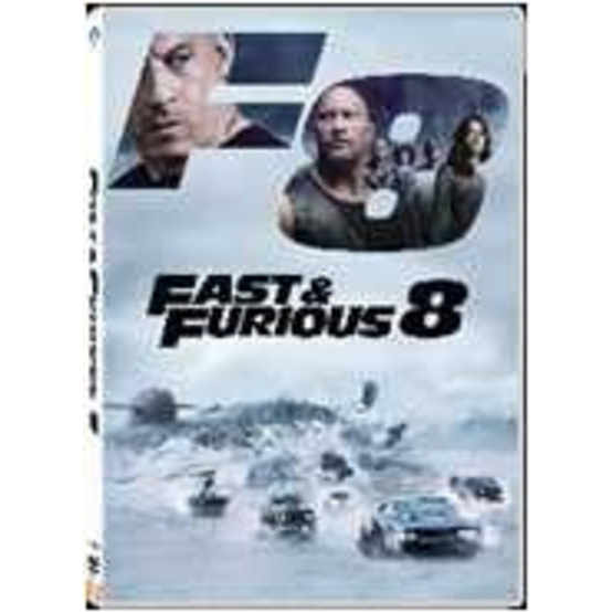 DVD เร็ว...แรงทะลุนรก 8/ FAST AND FURIOUS 8 (AKA THE FATE OF THE FURIOUS) รูบที่ 1