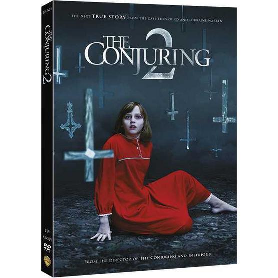 DVD Conjuring 2 The คนเรียกผี 2