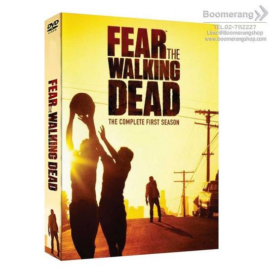 ซื้อ DVD Fear The Walking Dead Season 1