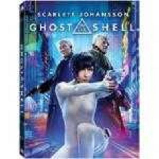 ซื้อ DVD Ghost in the Shell (โกสต์ อิน เดอะ เชลล์)
