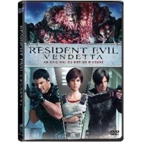ซื้อ DVD Resident Evil: Vendetta (ผีชีวะ สงครามแค้นแพร่พันธุ์ไวรัส)
