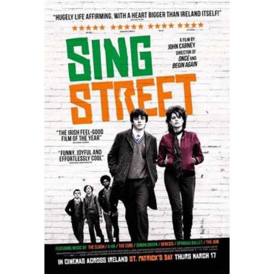 ซื้อ DVD Sing Street รักใครให้ร้องเพลงรัก