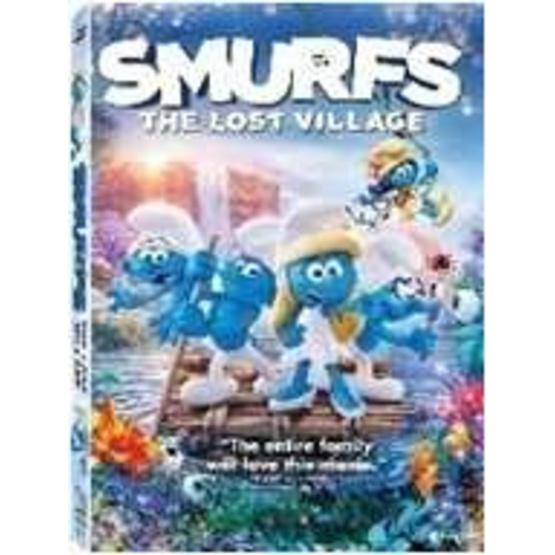 ซื้อ DVD Smurfs: The Lost Village (เสมิร์ฟ: หมู่บ้านที่สาปสูญ)