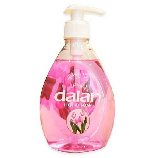 ซื้อ Dalan d'Olive Pinky Pink Colour Liquid Soap Item 500 ml.