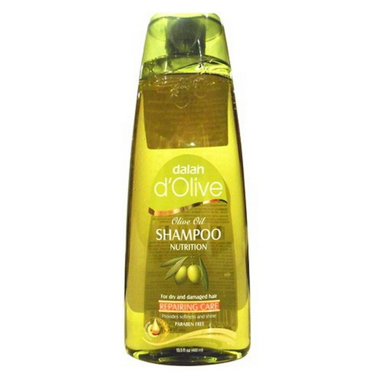 Dalan d'Olive Shampoo. Olive Green Colour Shampoo Item 400 mL.