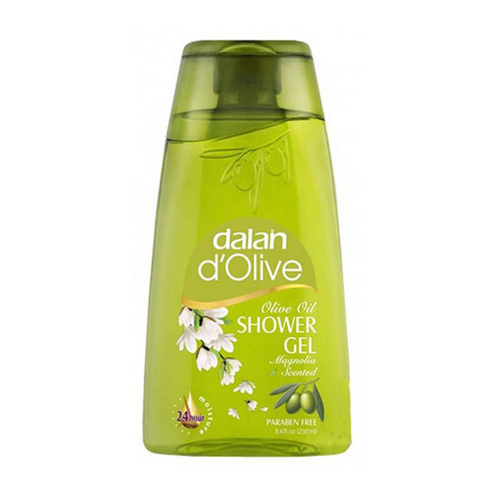 Dalan d'Olive  Shower Gel  Magnolia 250 ml.