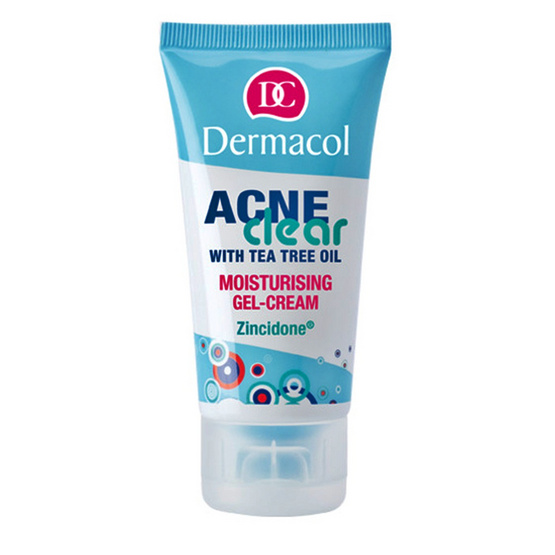 Dermacol Acneclear moisturizing gel-cream 50 ml