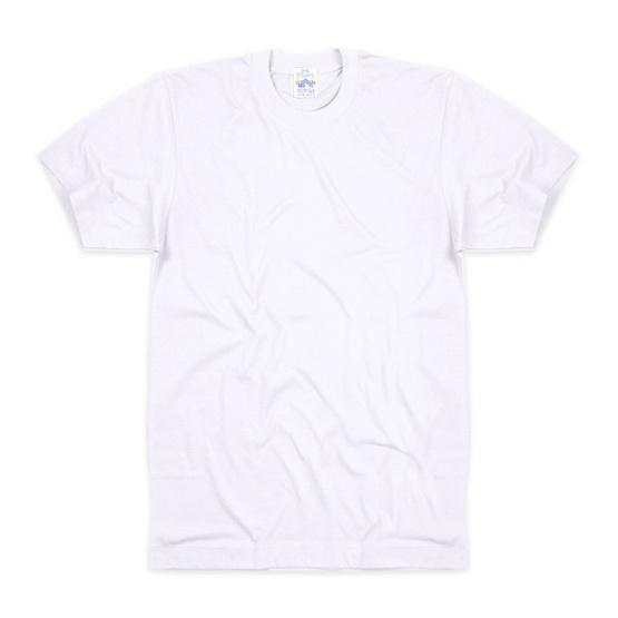Double Goose 213 เสื้อคอกลมบุรุษสีขาว Pack 3 รุ่น Original