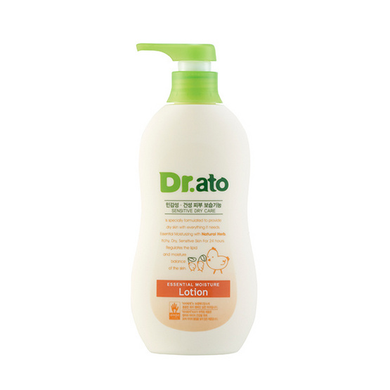 Dr.ato Essential Moisture Lotion 225 ml.
