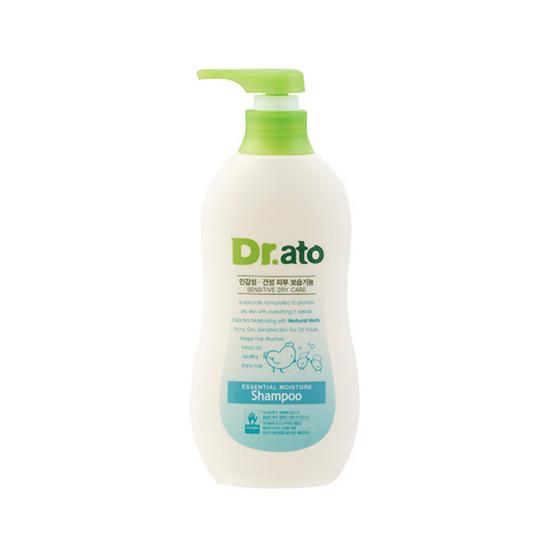 Dr.ato Essential Moisture Shampoo 350 ml.