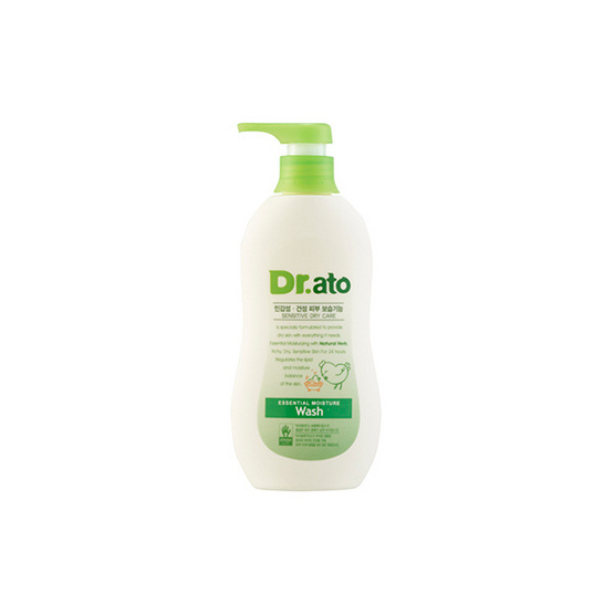 Dr.ato Essential Moisture Wash 225 ml.