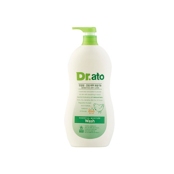Dr.ato Essential Moisture Wash 500 ml.