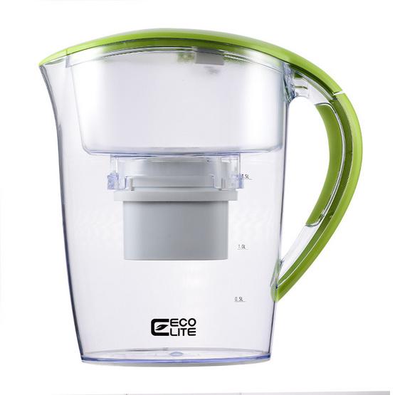 ECO Lite เหยือกกรองน้ำดื่ม สีเขียว