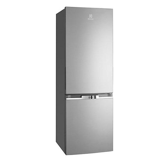 ELECTROLUX ตู้เย็น 2 ประตู EBB3200MG 11.3 Q  เทาสเลทซิลเวอร์