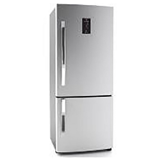 ELECTROLUX ตู้เย็น 2 ประตู EBE4500AA 14.8 Q  เทาสเลทซิลเวอร์