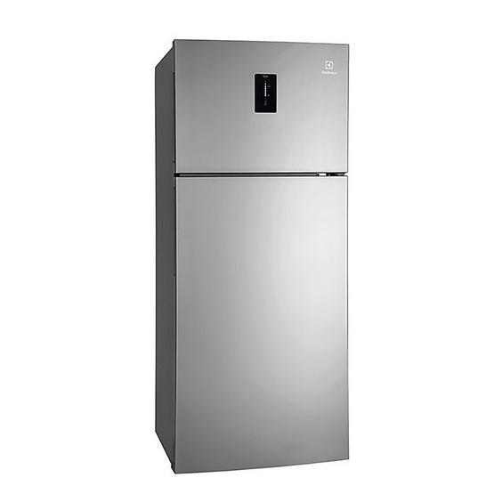 ELECTROLUX ตู้เย็น 2 ประตู ETB4602AA 15.0 Q เทาสเลทซิลเวอร์