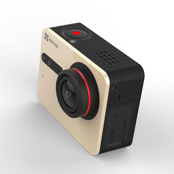EZVIZ Sport Camera S5 Plus 4K/30fps Glossy Champagne