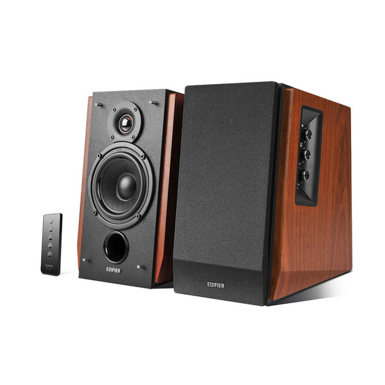 Edifier R1700 Bt-Bl 2.0 Speaker With Bluetooth& Remote Control