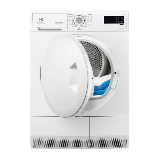 ซื้อ Electrolux เครื่องอบผ้า รุ่น EDC2086PDW