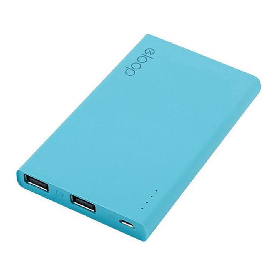 Eloop Power Bank 11000 mAh E12 Blue