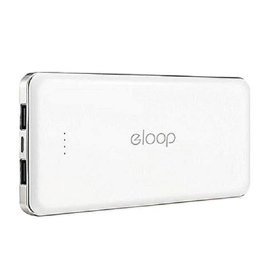 Eloop Power Bank 13000 mAh E13 White