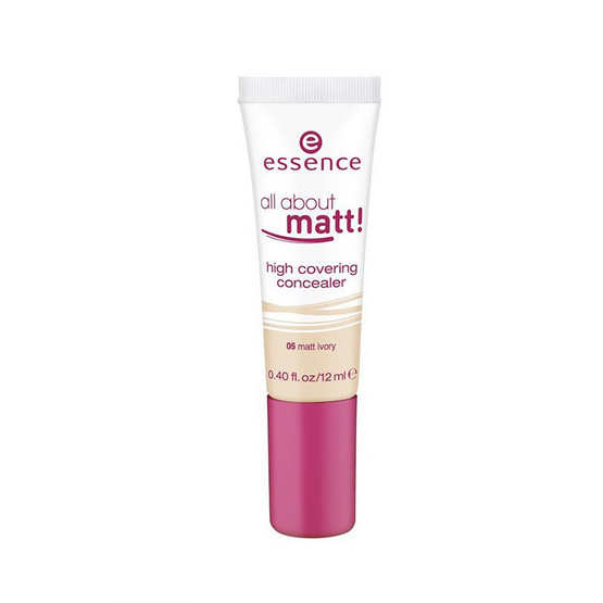 Essence all about matt! high covering concealer 12ml. #05