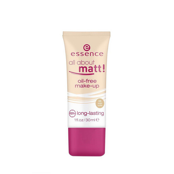 Essence all about matt! oil-free make-up foundation 30ml. #05
