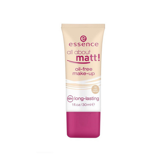 Essence all about matt! oil-free make-upfoundation 30ml. #15