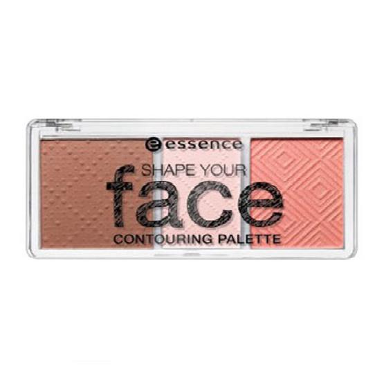 Essence shape your face contouring palette 35g. #10