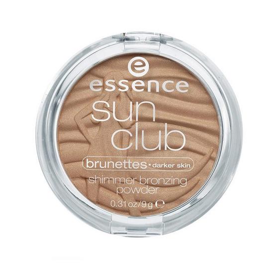Essence sun club shimmer bronzing powder 35g. #20