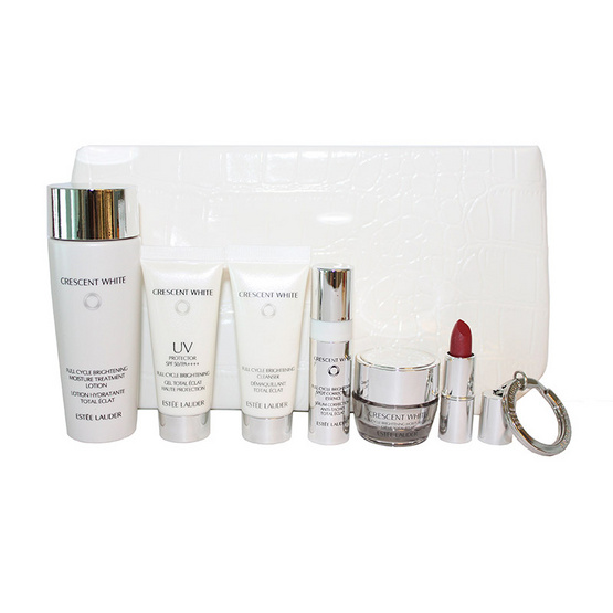Estee Lauder Crescent White Full Cycle Brightening Set 7pcs