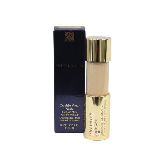 Estee Lauder Double wear nude cushion stick radiant makeup 14ml. #2W0 warm vanilla