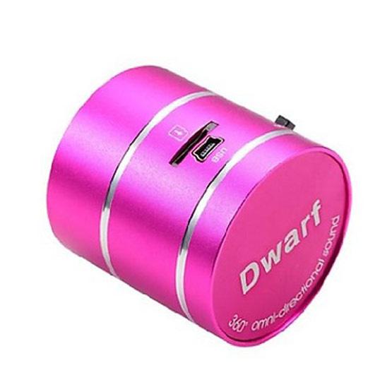 Eye-On ลำโพง รุ่น Bluetooth Speaker TW-Dwarf Pink