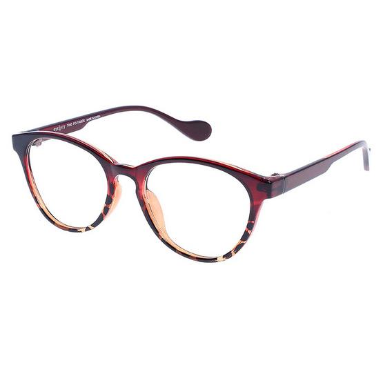 Eyelucy กรอบแว่นตา รุ่น DS035-R สีแดง